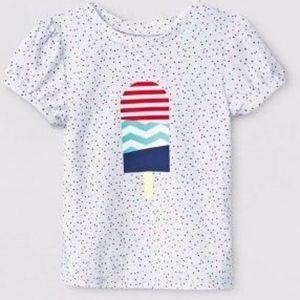 d5c13d9d7adbf Cat & Jack · Toddler Girls Short Sleeve Swimsuit/Rash Guard